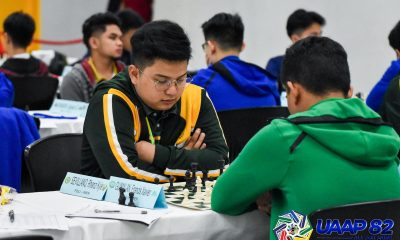 Tiebreaker Times FEU virtual UAAP Men's Chess champion ADMU AdU Chess DLSU FEU News NU UAAP UE UP UST  UST Men's Chess UE Men's Chess UAAP Season 82 Men's Chess UAAP Season 82 Tristan Jared Cervero Ryan Vosotros RK Sevillano NU Men's Chess Julius Gonzales John Jasper Laxamana JM Jacutina FEU Men's Chess DLSU Men's Chess Darry Bernardo Brylle Vinluan Bin Ali Ali Ateneo Men's Chess Alexander Santos AJ Almodal Adamson Men's Chess