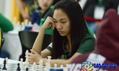 Tiebreaker Times FEU escapes UP upset axe, closes in on UAAP Women's Chess title ADMU AdU Chess DLSU FEU News NU UAAP UE UP UST  UST Women's Chess UP Women's Chess UE Women's Chess UAAP Season 82 Women's Chess UAAP Season 82 Shania Mae Mendoza Shaira Mae Aquino Samantha Glo Revita NU Women's Chess Marife Dela Torre Isabel Palibino Geraldine Guyo Franchell Eds Javier FEU Women's Chess Ella Grace Moulic DLSU Women's Chess Bea Mendoza Ateneo Women's Chess Antoinette San Diego Adamson Women's Chess