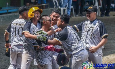 Tiebreaker Times Clutch Miggy Reyes lifts UST Jr. Golden Sox to Finals Baseball News NU UAAP UST  ust boys baseball uaap season 82 boys baseball UAAP Season 82 Steven Dominguez Romeo Ronquillo Regie Omana Rafael Regalado nu boys baseball Miggy Reyes Kyle Ilagan Julius Soriano John Llave Jester Tapia Jeffrey Santiago Gio Gorpido Egay delos Reyes Dustine Rebustillo Cyril Antipolo