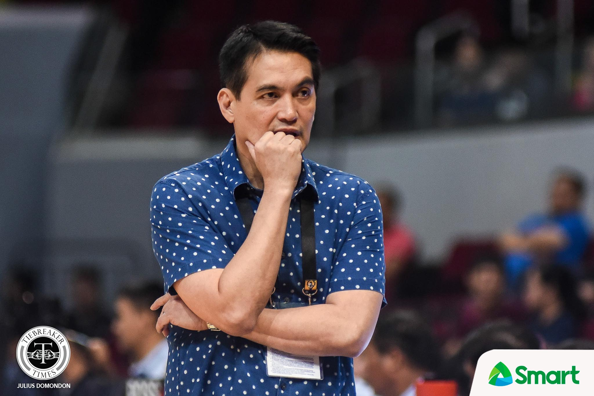 Tiebreaker Times College recruitment 'getting out of control' due to 'good will' funds, says Franz Pumaren AdU Basketball News UAAP  UAAP Season 83 Men's Basketball UAAP Season 83 Franz Pumaren Adamson Men's Basketball