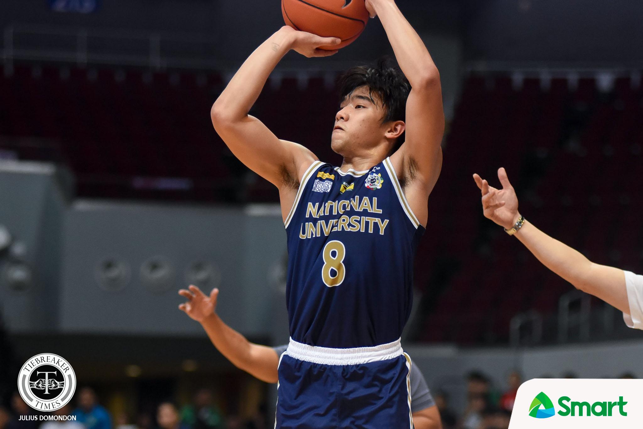 UAAP82-MBB-1ST-PHOTO-NU-MIGZ-OCZON Migs Oczon leaves NU Basketball News NU UAAP  - philippine sports news