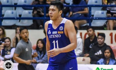 Tiebreaker Times Mighty Sports makes Isaac Go late addition to Dubai tourney Basketball News  Mighty Sports Isaac Go Charles Tiu 2020 Dubai International Basketball Championship