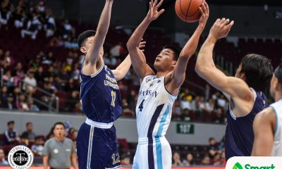Tiebreaker Times Pumaren looks for consistency from AP Manlapaz: 'Parang weather 'to eh' AdU Basketball News UAAP  UAAP Season 82 Men's Basketball UAAP Season 82 Franz Pumaren AP Manlapaz Adamson Men's Basketball