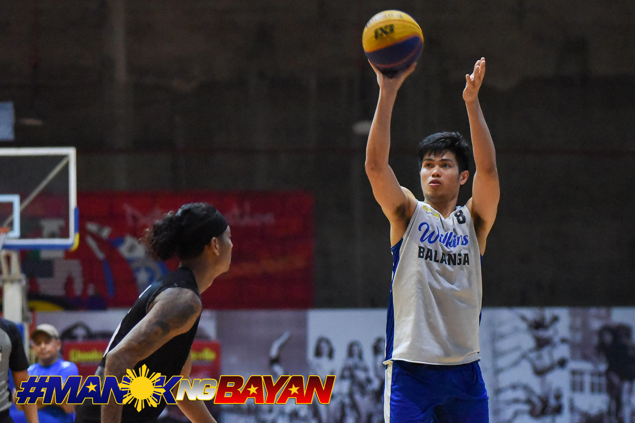 Tiebreaker Times Santillan dominates as Balanga takes down Pasig anew in MelMac Cup 3x3 Basketball Chooks-to-Go Pilipinas 3x3 News  Troy Rike Santi Santillan Pasig Chooks Karl Dehesa Joshua Munzon Franky Johnson Dylan Ababou Chris De Chavez Basilan Steel Balanga Chooks Alvin Pasaol 2019 Chooks-to-Go Pilipinas 3x3 Season 2019 Chooks-to-Go Pilipinas 3x3 MelMac Cup