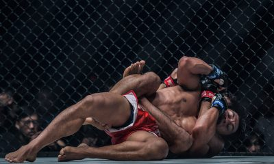 Tiebreaker Times Fernandes puts emphatic end to Kevin Belingon rivalry Mixed Martial Arts News ONE Championship  Team Lakay ONE: Century Kevin Belingon Bibiano Fernandes