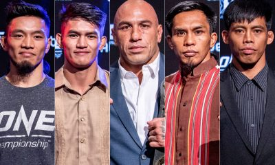 Tiebreaker Times Make or break for Team Lakay, Brandon Vera come ONE: Century Mixed Martial Arts News ONE Championship  Team Lakay ONE: Century Lito Adiwang Kevin Belingon Honorio Banario Danny Kingad Brandon Vera