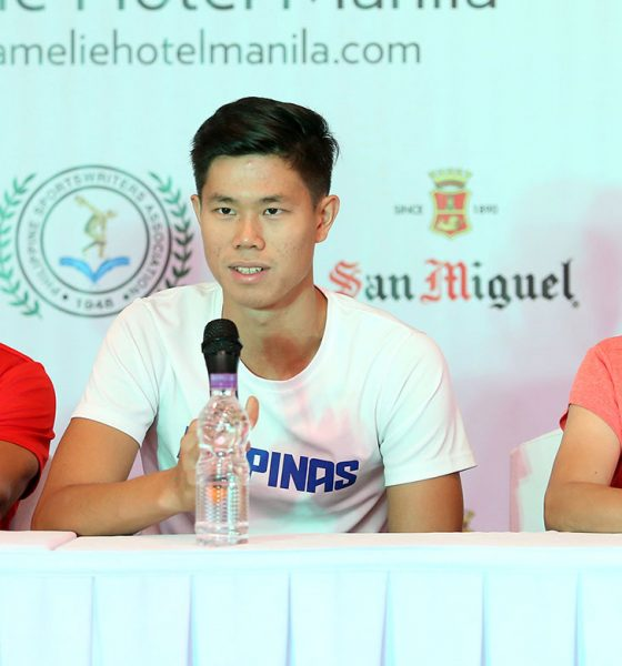 Tiebreaker Times EJ Obiena says podium finish in Tokyo not impossible 2019 SEA Games News Track & Field  EJ Obiena 2019 SEA Games - Athletics 2019 SEA Games