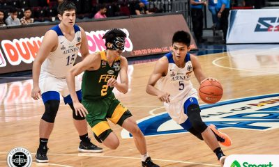 Tiebreaker Times Despite career year, Mamuyac shows that defense still his calling card ADMU Basketball News UAAP  UAAP Season 82 Men's Basketball UAAP Season 82 Gian Mamuyac Ateneo Men's Basketball