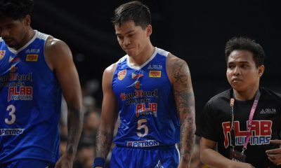 Tiebreaker Times New-look Alab Pilipinas flounder in debut, handed rout by Mono Vampire ABL Alab Pilipinas Basketball News  Ryan Watkins Nick King Moses Morgan Mono Vampire Mike Singletary Louie Vigil Jordan Heading Jimmy Alapag Freddie Lish 2019-20 ABL Season