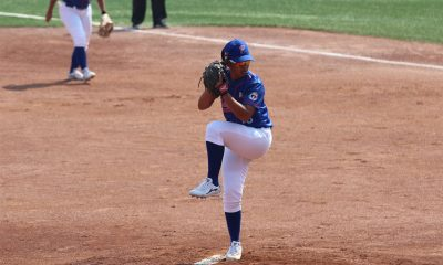 Tiebreaker Times Clariz Palma steers Philippines to historic first win in BFA Asian Cup Baseball News  Philippine Women's National Baseball Team Hong Kong (Baseball) Gene Camral Esmeralda Tayag Egay delos Reyes Clariz Palma Charlotte Sales 2019 BFA Women's Baseball Asian Cup