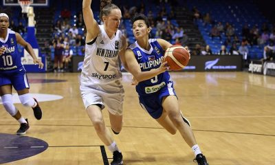 Tiebreaker Times Gilas Women suffers rout against NZ to open FIBA Women's Pre-OQT campaign Basketball Gilas Pilipinas News  Patrick Aquino New Zealand (Basketball) Janine Pontejos Gilas Pilipinas Women Afril Bernardino 2019 FIBA Asia Women's Pre-Olympic Qualifying Tournament
