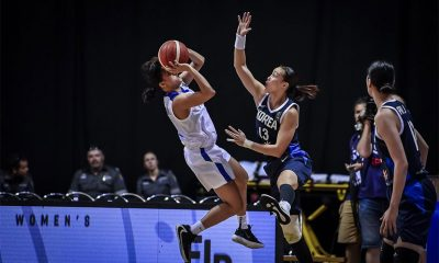Tiebreaker Times Gilas Women's OQT hopes end at South Korea's hands Basketball Gilas Pilipinas News  South Korea (Basketball) Patrick Aquino Janine Pontejos Gilas Pilipinas Women's Afril Bernardino 2019 FIBA Asia Women's Pre-Olympic Qualifying Tournament
