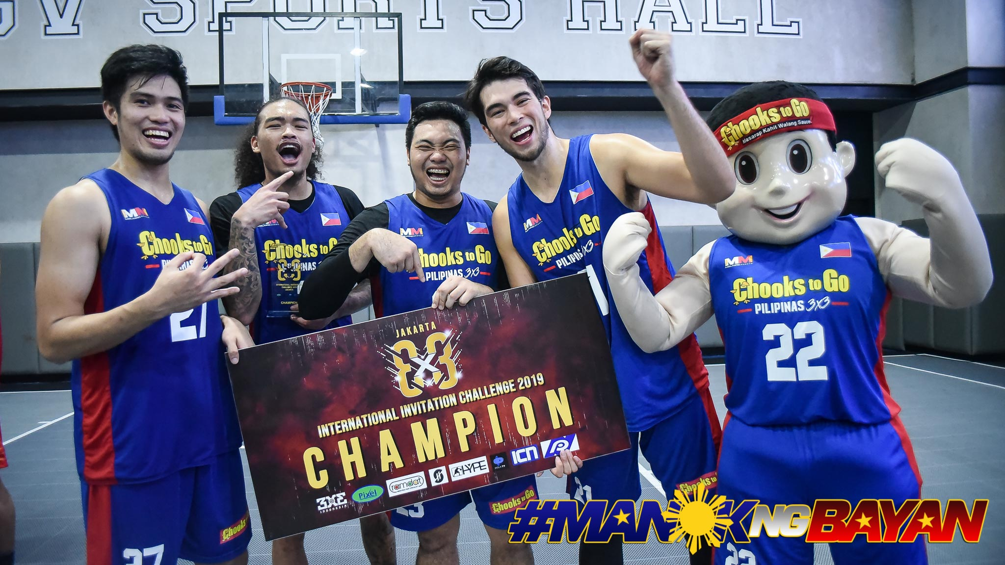 2019-Jakarta-3x3-Chooks-def-Indonesia-Champions Munzon, Pasaol, Rike, Santillan leave Chooks 3x3, enter 2021 PBA Draft 3x3 Basketball Basketball Chooks-to-Go Pilipinas 3x3 News PBA  - philippine sports news