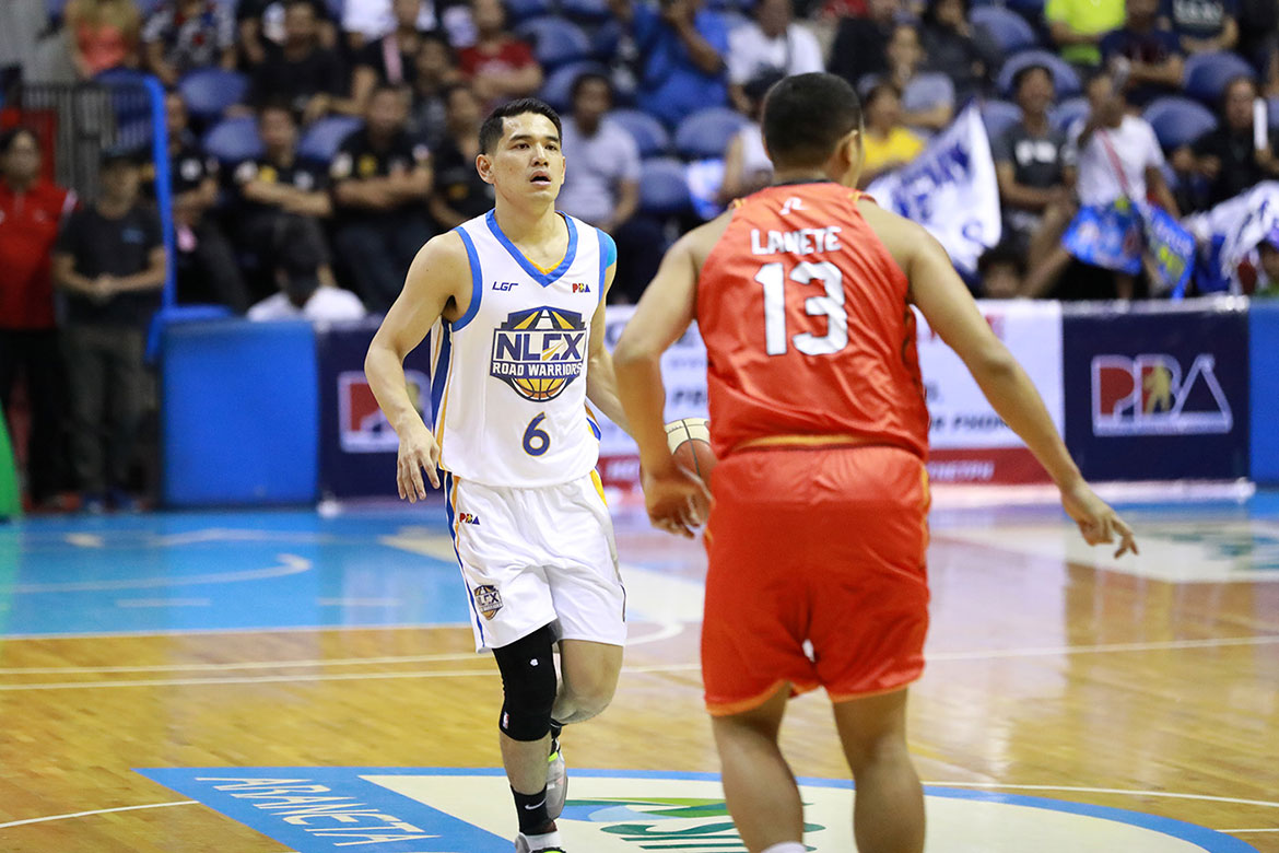 Tiebreaker Times Kiefer Ravena laments not being able to deliver win to Kevin Alas Basketball News PBA  PBA Season 44 NLEX Road Warriors Kiefer Ravena Kevin Alas 2019 PBA Governors Cup
