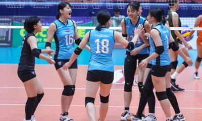 Tiebreaker Times University of Tsukuba to put premium on defense vs PWNVT News PSL Volleyball  Yasumi Nakanishi University of Tsukuba Miko Yokota 2019 PSL Super Cup 2019 PSL Season