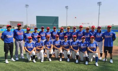 Tiebreaker Times Philippines pounds SoKor with 10-run 7th inn, advances to Asia Cup Super Round Baseball News  South Korea (Baseball) Lea Guevarra Jojielyn Lim Jennifer Singh Ivy Capistrano Esmeralda Tayag Egay delos Reyes Clariz Palma 2019 BFA Women's Baseball Asian Cup