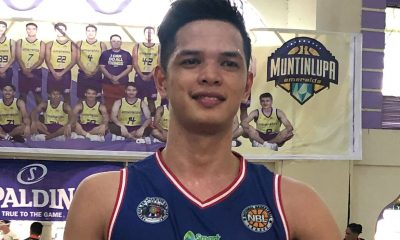 Tiebreaker Times Ex-Falcon Mojica leads Cavite to share of NBL lead with Cam Sur Basketball NBL News  Zamboanga Valientes Vincent Alvez Ronn Romana Riordan Galicia Pasig El Pirata Paranaque Aces Nueva Ecija Besprens Muntinlupa Emeralds Laguna Pistons Juancho Tolentino JR Galit Jaymar Allarey Egie Boy Mojica Edgie Jejillos Cavite Ballters CamSur Express 2019-20 NBL Presidents Cup