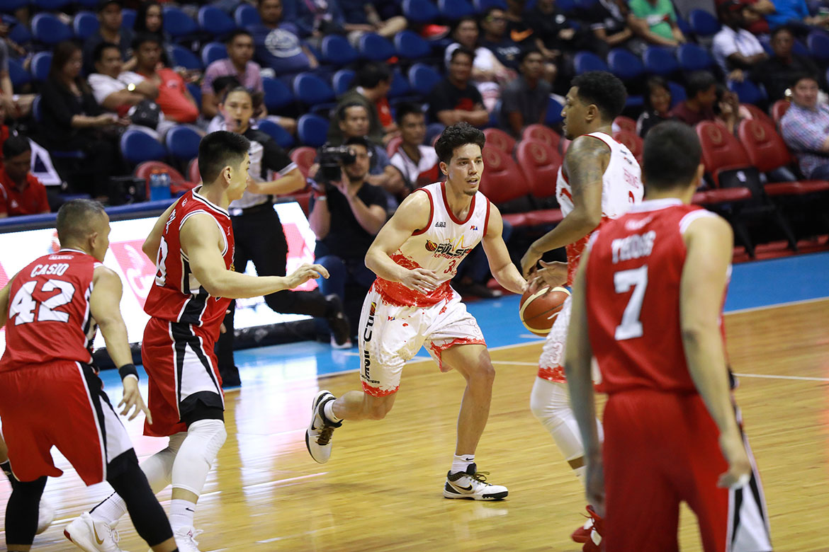 Tiebreaker Times Matthew Wright vows Phoenix will go down swinging in final game Basketball News PBA  Phoenix Fuel Masters PBA Season 44 Matthew Wright 2019 PBA Governors Cup