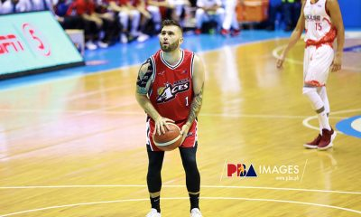 Tiebreaker Times Robbie Herndon says adjustment to Alaska has been seamless Basketball News PBA  Robbie Herndon PBA Season 44 Alaska Aces 2019 PBA Governors Cup