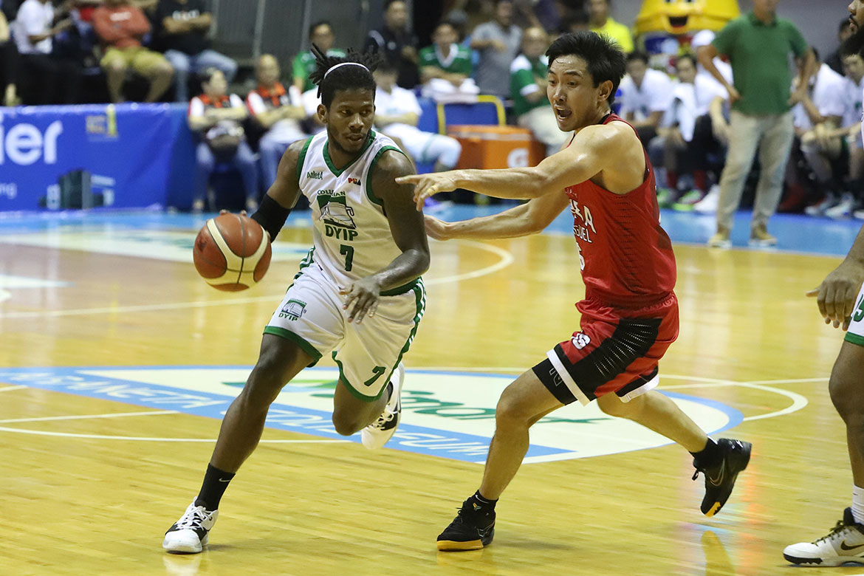 Tiebreaker Times CJ Perez now leaves Columbian's playoff chance to fate Basketball News PBA  PBA Season 44 Columbian Dyip CJ Perez 2019 PBA Governors Cup