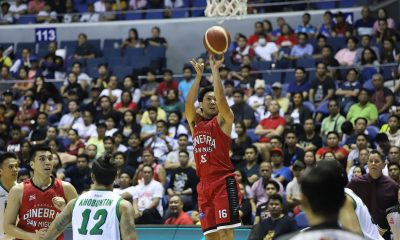 Tiebreaker Times Jeff Chan hopes to sustain fine outing the rest of the conference Basketball News PBA  PBA Season 44 Jeff Chan Barangay Ginebra San Miguel 2019 PBA Governors Cup