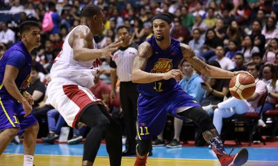 Tiebreaker Times KJ McDaniels gives Brownlee high praise: 'He's one of the best I got to play against' Basketball News PBA  TNT Katropa PBA Season 44 KJ McDaniels Justin Brownlee 2019 PBA Governors Cup