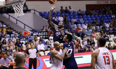 Tiebreaker Times Allen Durham says life's easier this time around with Meralco Basketball News PBA  PBA Season 44 Meralco Bolts Allen Durham 2019 PBA Governors Cup
