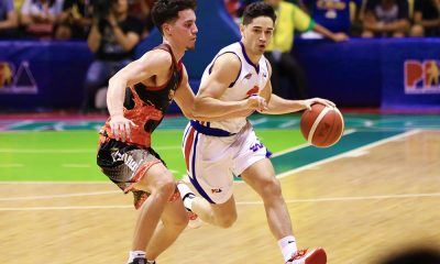 Tiebreaker Times Three-guard lineup with Banchero works wonders for Magnolia Basketball News PBA  PBA Season 44 Magnolia Hotshots Chris Banchero Chito Victolero 2019 PBA Governors Cup