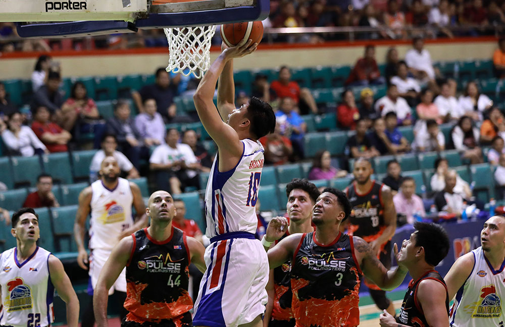 Tiebreaker Times Sangalang, Magnolia give Banchero rousing debut, thumps Phoenix Basketball News PBA  Romeo Travis Phoenix Fuel Masters PBA Season 44 Paul Lee Matthew Wright Magnolia Hotshots Louie Alas Ian Sangalang Chris Banchero Chito Victolero alonzo gee Alex Mallari 2019 PBA Governors Cup