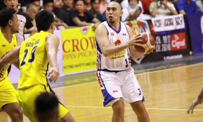 Tiebreaker Times Paul Lee stops TNT rally as Magnolia punches QF ticket Basketball News PBA  TNT Katropa PBA Season 44 Paul Lee magnolia hotshtos Chito Victolero Bong Ravena 2019 PBA Governors Cup