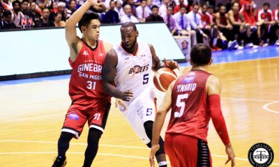 Tiebreaker Times Wins over San Miguel, Ginebra a statement that Meralco is for real, says Durham Basketball News PBA  PBA Season 44 Meralco Bolts Allen Durham 2019 PBA Governors Cup