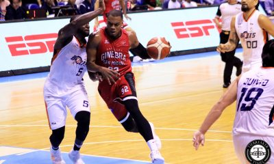 Tiebreaker Times Winning streak got into Ginebra's head, laments Brownlee, Cone Basketball News PBA  Tim Cone PBA Season 44 Justin Brownlee Barangay Ginebra San Miguel 2019 PBA Governors Cup