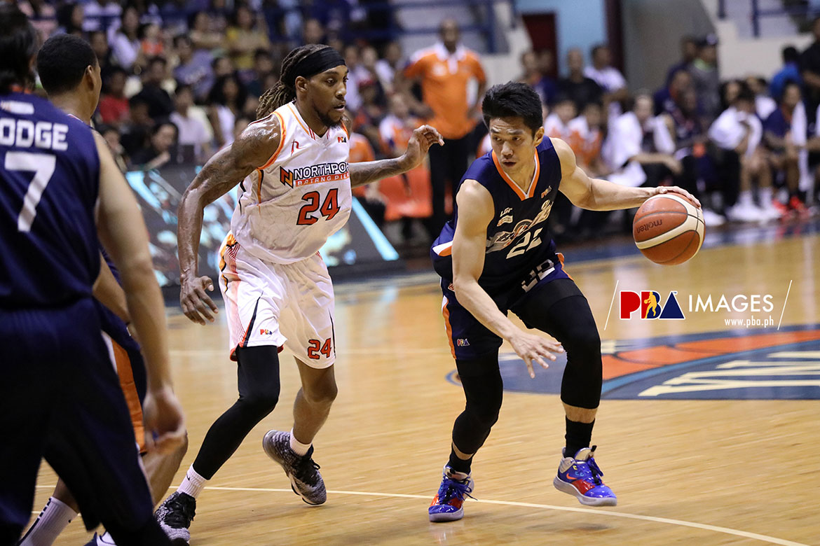 Tiebreaker Times Allein Maliksi looks to recover just in time for Meralco's playoffs Basketball News PBA  PBA Season 44 Meralco Bolts Allein Maliksi 2019 PBA Governors Cup