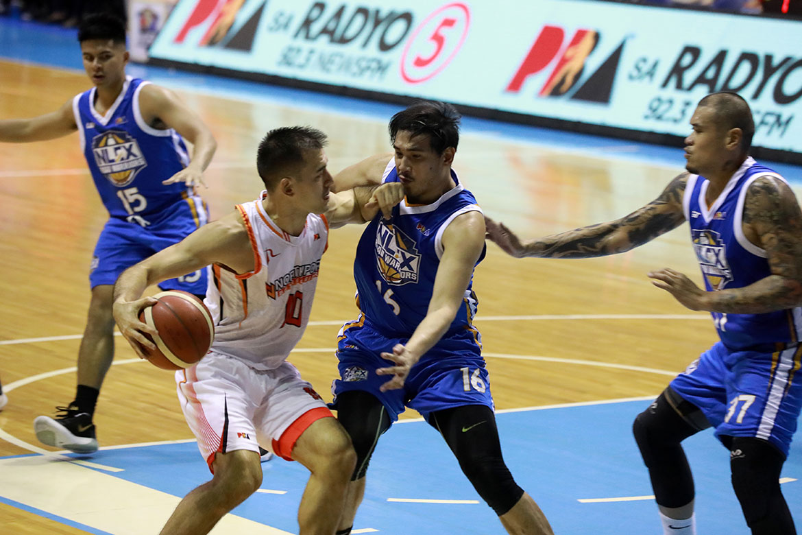 Tiebreaker Times Like 2011 Powerade, this batch of Northport will be brothers forever, says Anthony Basketball News PBA  Sean Anthony PBA Season 44 Northport Batang Pier 2019 PBA Governors Cup