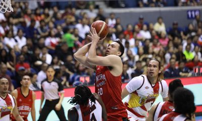 Tiebreaker Times Tim Cone not closing doors on Greg Slaughter's addition to Gilas 2019 SEA Games Basketball Gilas Pilipinas News  Tim Cone PBA Season 44 Greg Slaughter Gilas Pilipinas Men 2019 SEA Games - Basketball 2019 SEA Games 2019 PBA Governors Cup