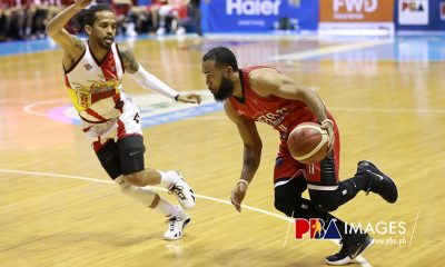 Tiebreaker Times Playing for Gilas will ease pain of failed grand slam bid for Chris Ross 2019 SEA Games Basketball Gilas Pilipinas News PBA  San Miguel Beermen PBA Season 44 Chris Ross 2019 SEA Games - Basketball 2019 SEA Games 2019 PBA Governors Cup