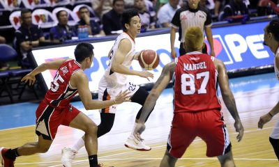 Tiebreaker Times Allein Maliksi makes sure to return to semis after two-year absence Basketball News PBA  PBA Season 44 Meralco Bolts Allein Maliksi 2019 PBA Governors Cup
