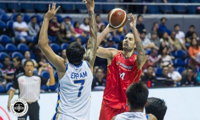 Tiebreaker Times Standhardinger not taking second SEA Games stint lightly: 'The other teams got better' 2019 SEA Games Basketball Gilas Pilipinas News PBA  PBA Season 44 Northport Batang Pier Gilas Pilipinas Men Christian Standhardinger 2019 SEA Games - Basketball 2019 SEA Games 2019 PBA Governors Cup