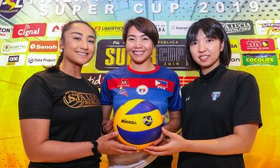 Tiebreaker Times PWNVT to be put to the test come PSL Super Cup News PSL Volleyball  Yasumi Nakanishi University of Tsukuba Shaq delos Santos PSL Sparkle PSL Shine Ian Laurel Carl Dimaculangan 2019 PSL Super Cup 2019 PSL Season