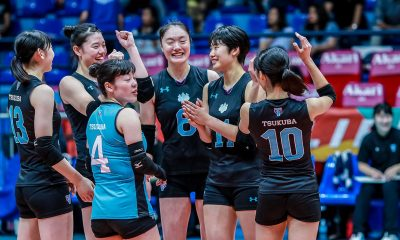 Tiebreaker Times University of Tsukuba schools Team Sparkle News PSL Volleyball  Vilet Ponce-De Leon University of Tsukuba Team Sparkle (PSL) Nakanashi Yasumi Mina Aganon Miho Yokota Marina Takahashi Alohi Robins-Hardy 2019 PSL Super Cup 2019 PSL Season