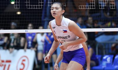 Tiebreaker Times Maddie Madayag willing to suit up anytime for PWNVT News PSL Volleyball  philippine women's volleyball team Maddie Madayag 2019 PSL Super Cup 2019 PSL Season
