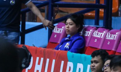 Tiebreaker Times Ineligibility came as a shock for Kalei Mau News PSL Volleyball  Shaq delos Santos Kalei Mau Aby Marano 2019 SEA Games - Volleyball 2019 SEA Games
