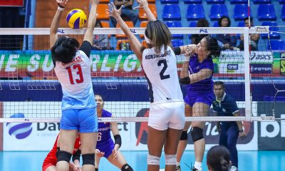 Tiebreaker Times Ces Molina, Eya Laure willing to fill shoes left by PWNVT aces News PSL Volleyball  Philippine Women's National Volleyball Team Eya Laure Ces Molina 2019 PSL Super Cup 2019 PSL Season
