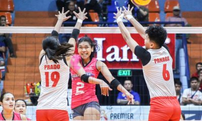 Tiebreaker Times Creamline draws first blood over Petro Gazz, moves on cusp of PVL sweep News PVL Volleyball  Tots Carlos Thang Ponce Tai Bundit Sue Roces Petro Gazz Angels Myla Pablo Michele Gumabao Kyla Atienza Kathy Bersola Jovie Prado Jonah Sabete Jia Morado Jem Ferrer Isa Molde Dzi Gervacio Creamline Cool Smashers Cienne Cruz Chie Saet Arnold Laniog Alyssa Valdez 2019 PVL Season 2019 PVL Open Conference