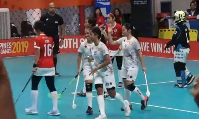 Tiebreaker Times Rivera powers Philippines to rout of Indonesia to open SEA Games floorball 2019 SEA Games Floorball News  Pia Tolentino Noel Johansson Michaelle Simpson Jade Rivera Indonesia (Floorball) 2019 SEA Games - Floorball 2019 SEA Games