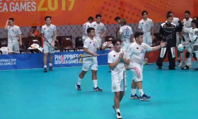 Tiebreaker Times Thailand deals Philippine Men's Floorball harsh first defeat 2019 SEA Games Floorball News  Veerasak Pimpa Thailand (Floorball) Surapong Sangmongkhol Ryan Cater Philippine Men's National Floorball Team Lucas Perez Jeerayut Yaemyinm Christian Shoultze Aries Perol Alexander Rinefalk 2019 SEA Games - Floorball 2019 SEA Games