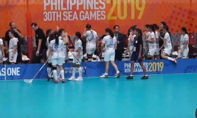 Tiebreaker Times Philippine rally too late, fall to Thailand in SEA Games floorball 2019 SEA Games Floorball News  Thailand (Floorball) Roxane Ruiz Philippine Women's National Floorball Team Michelle Lindahl Michelle Cruzado Hanna-Carmen Englund 2019 SEA Games - Floorball 2019 SEA Games