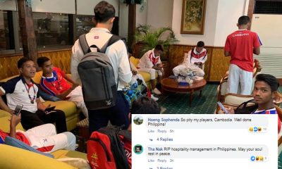 Tiebreaker Times PHISGOC apologizes for inconvenience caused to guest teams 2019 SEA Games Football News  PHISGOC 2019 SEA Games - Football