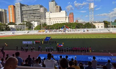 Tiebreaker Times Changes aplenty in Rizal Memorial for SEA Games Football matchday 3 2019 SEA Games Football News  Rizal Memorial Football Stadium 2019 SEA Games - Football 2019 SEA Games