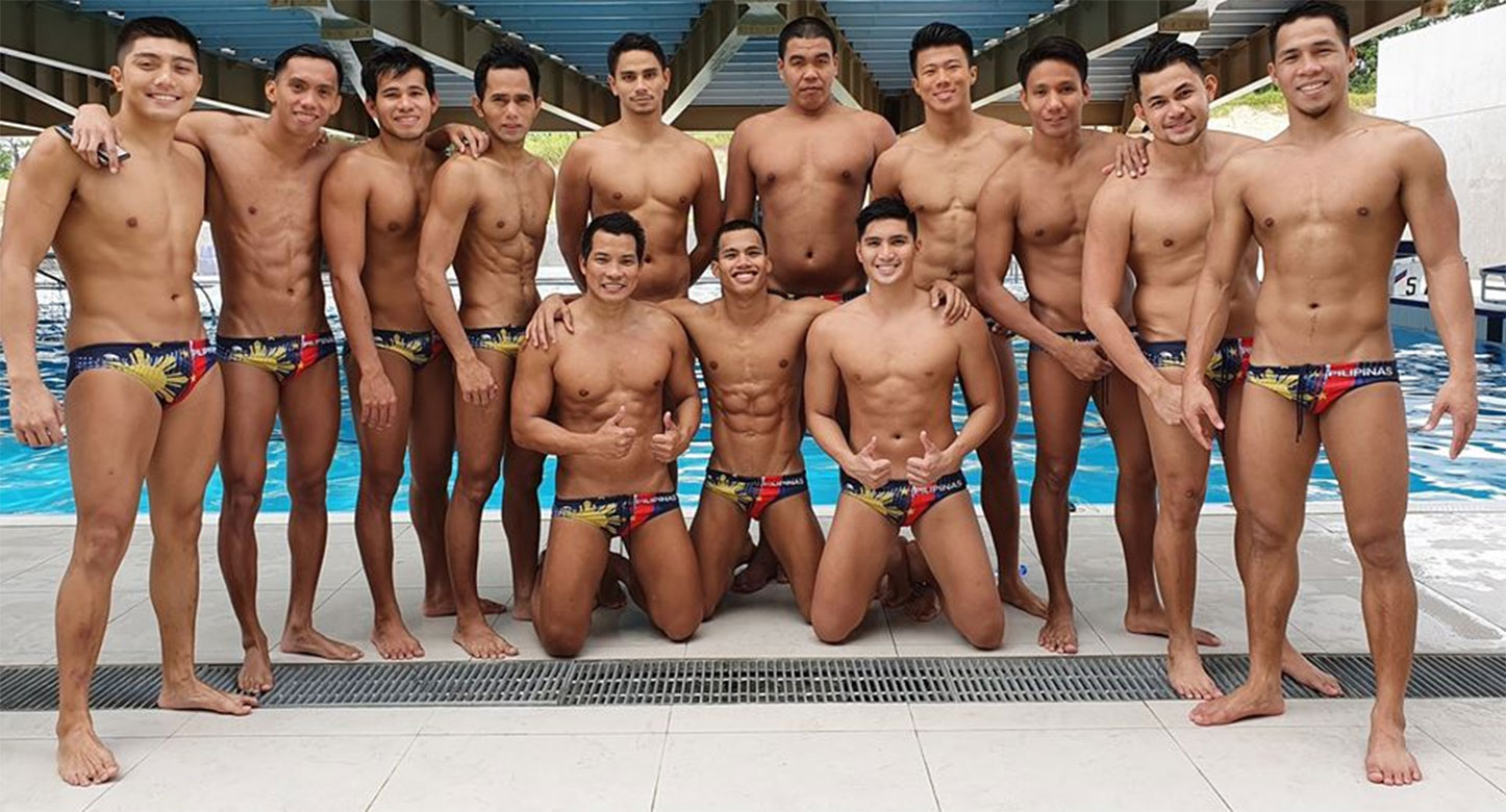 Tiebreaker Times Roy Canete powers Philippines to breakthrough win in SEA Games Water Polo 2019 SEA Games News Water Polo  Vincent Sicat Thailand (Water Polo) Roy Canete Philippine Men's Water Polo National Team Mummar Almara Juan Paolo Serrano Aljon Salonga 2019 SEA Games - Water Polo 2019 SEA Games